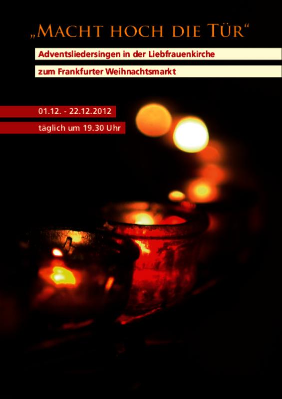 Lieder Kölner Lichter 2021