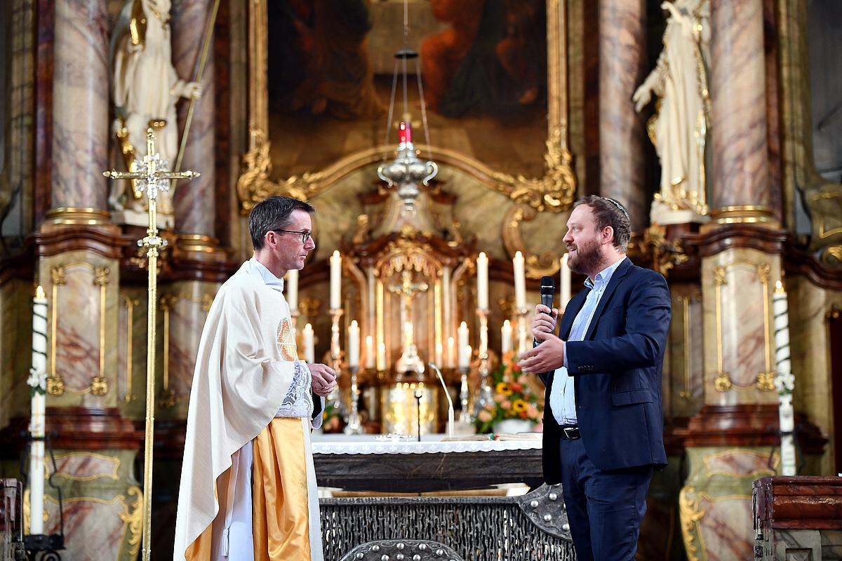 Jüdisch Christlicher Dialog